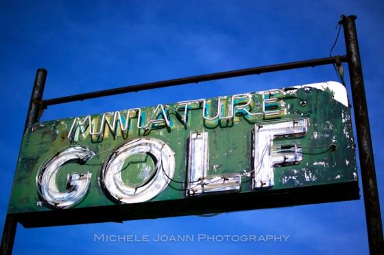 North Park Mini Golf